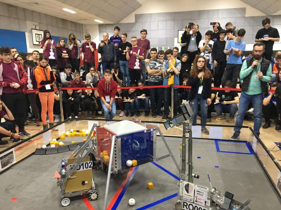 AISB's HS Robotics Team primed to compete on the world's stage