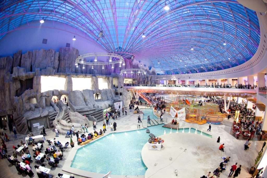 Top 5 Malls to Visit in Bucharest