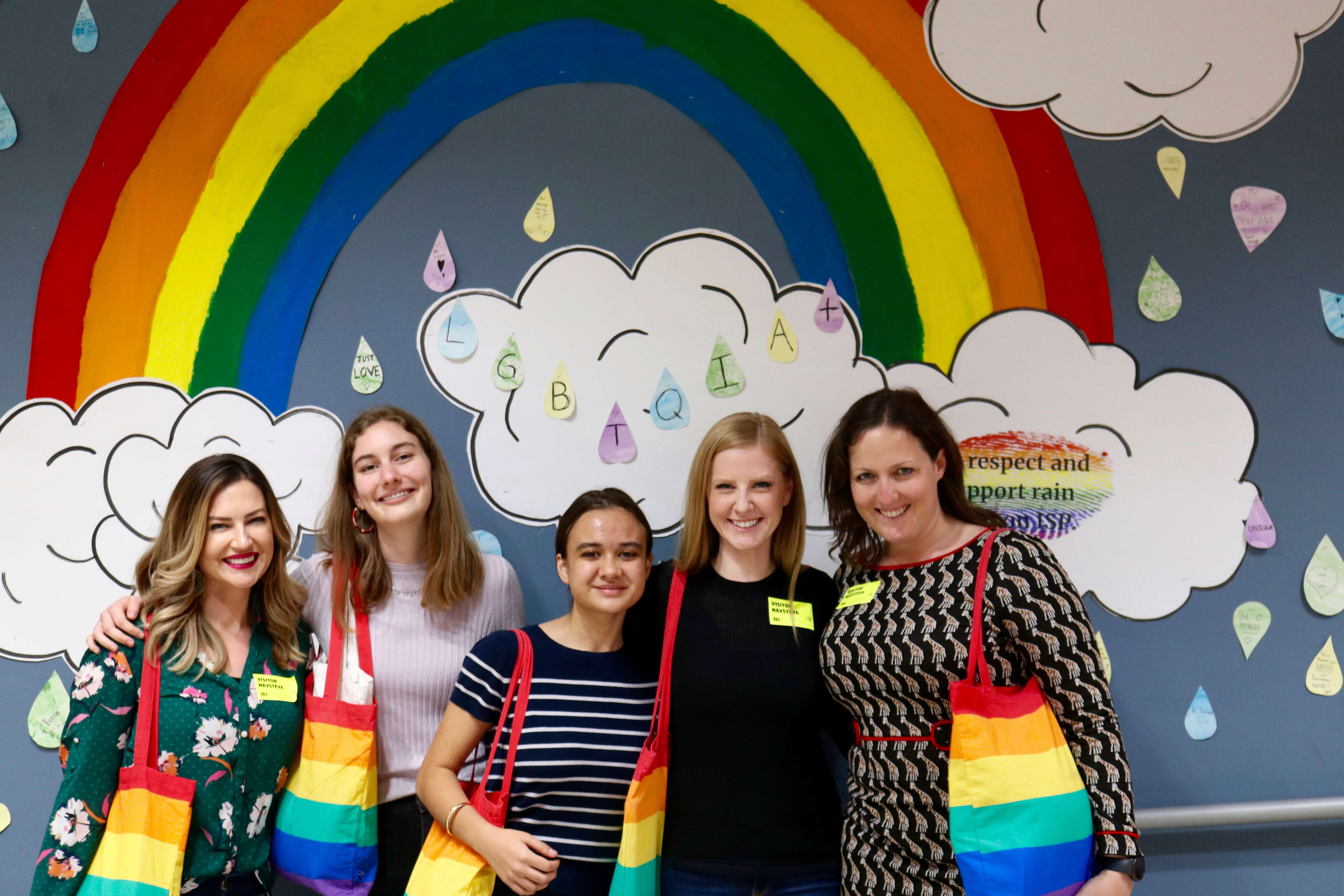 How a trip to ISP could shape the future for AISB's LGBTQ+ community