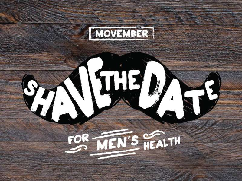 Shave the Date: Our End-of-Movember Party is Next Monday. Here's What to Expect