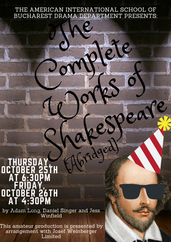 AISB Play Shakespeare