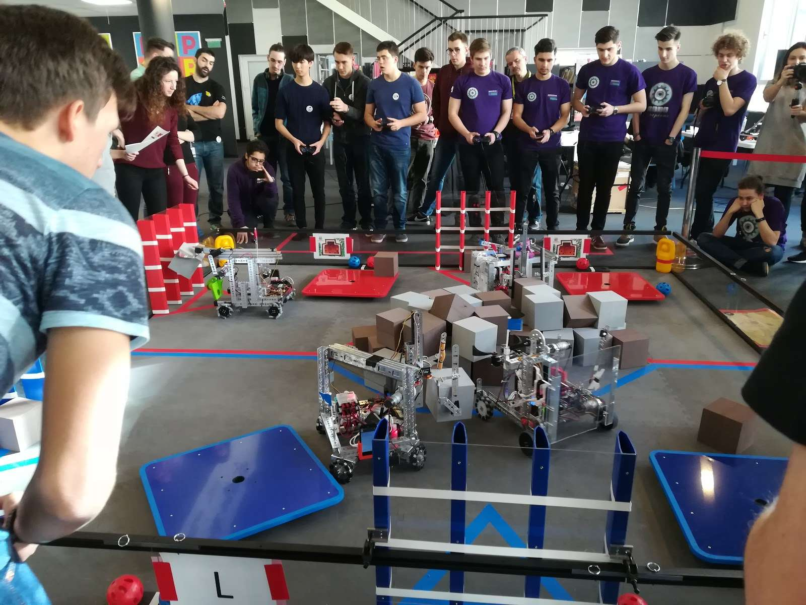 CEESA Robotics Tournament Comes to AISB This Friday and Saturday. Here's what to expect