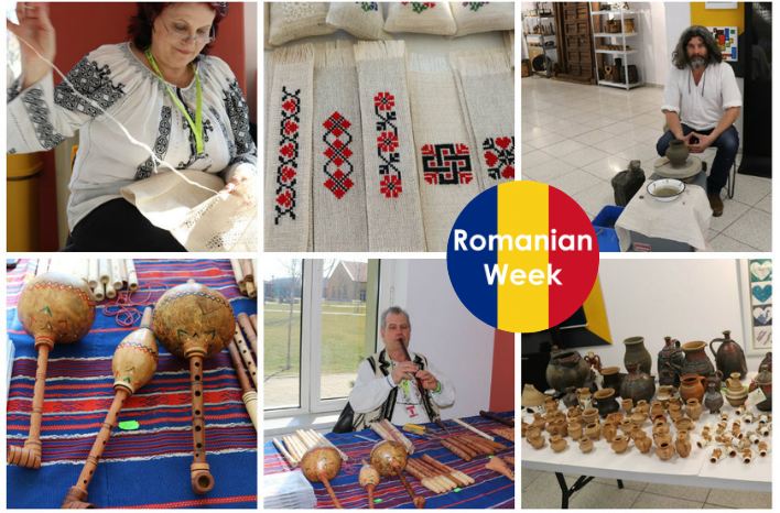 Meet some of the Artisans from AISB's Romanian Week