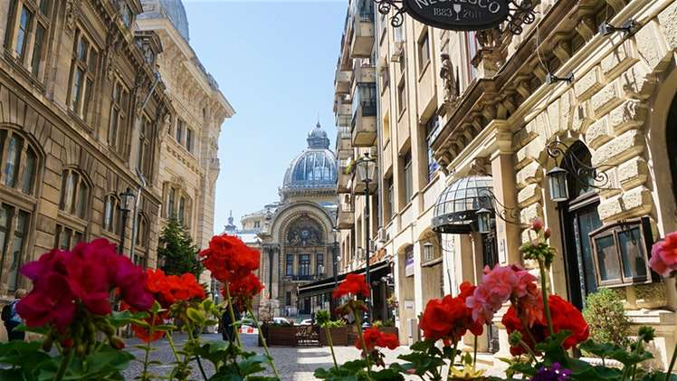 The 5 Best Places to Take Instagram-worthy Pictures in Bucharest