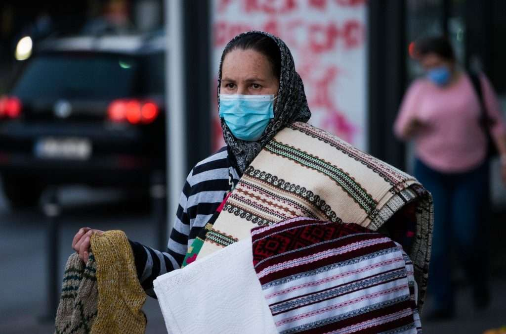 Photo Essay: Bucharest During the Pandemic