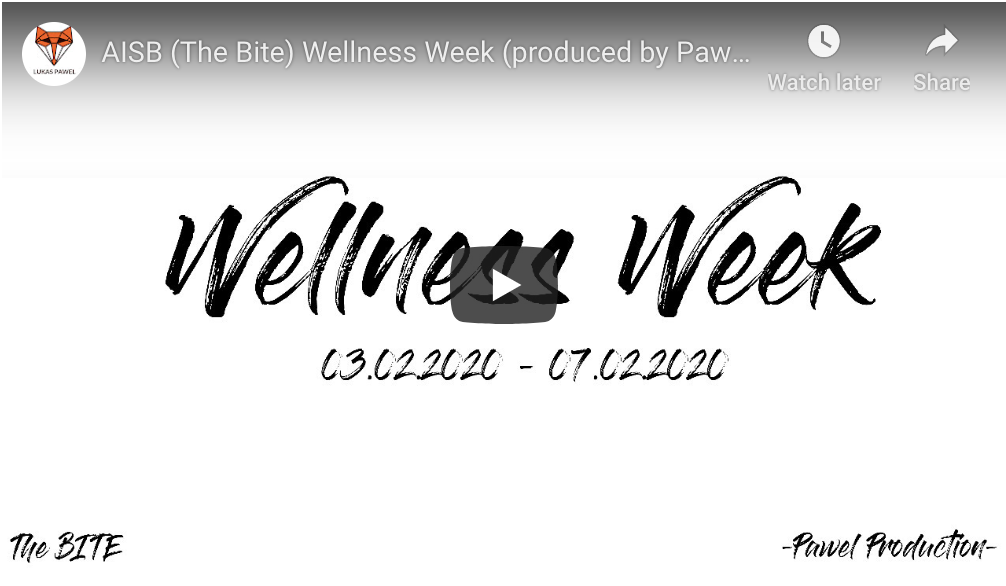 The Bite's First-Ever 'DP Wellness Week' Starts Monday