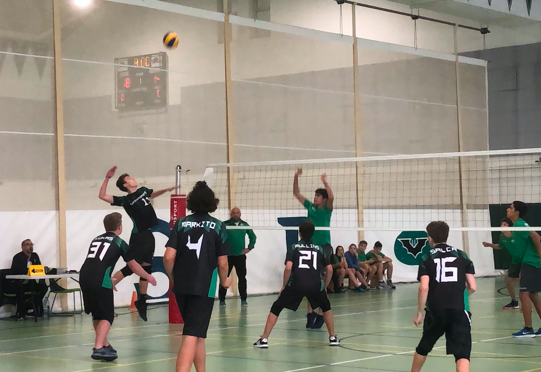 AISB High School Boys CEESA Volleyball Games this Friday and Saturday