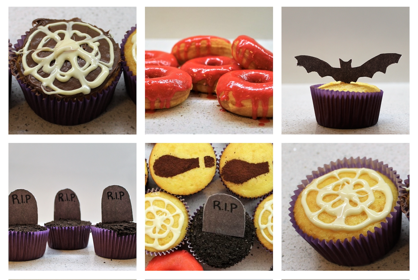 5 Easy Ways to 'Halloween-ify' your Baked Goods