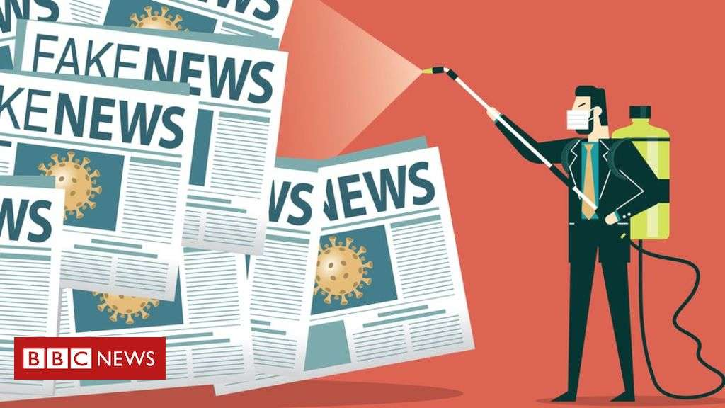 The Other Pandemic: Fake News. Here's How to Spot it & Where to Find Legit Information