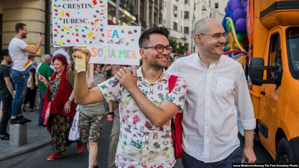 It's LGBTQ History Month. Here's how Romania has Played a Part