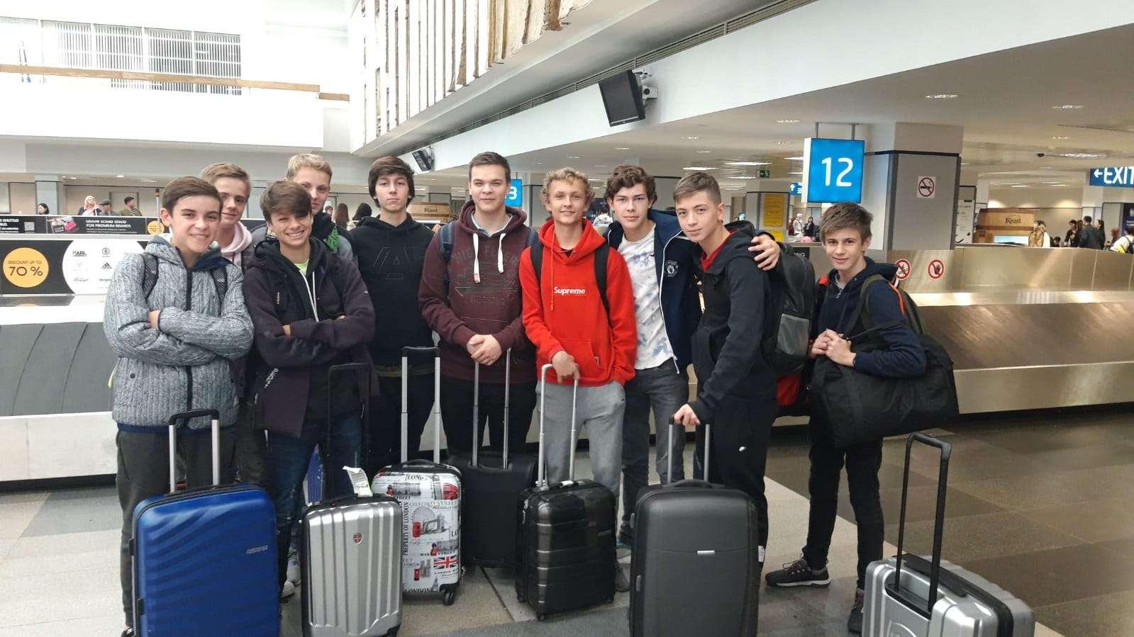 AISB's JV Boys Football Tournament in Prague: A Personal Narrative