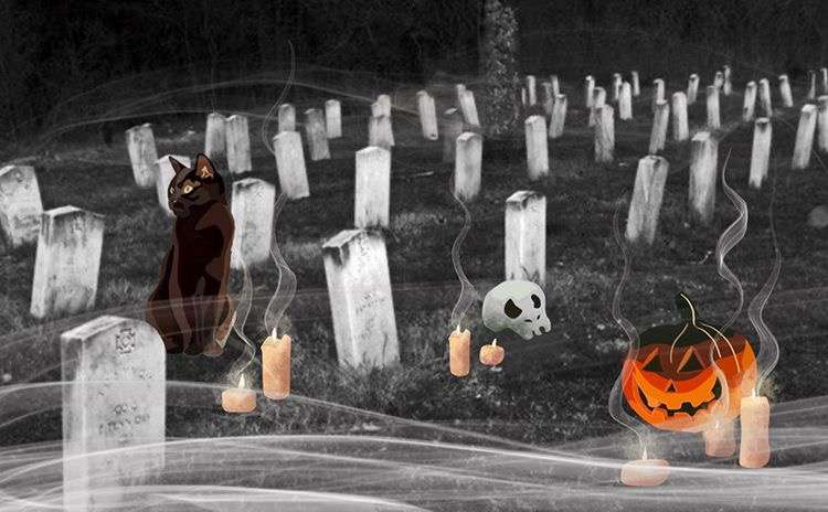 Spooky Stories from AISB's Creative Writing CCA