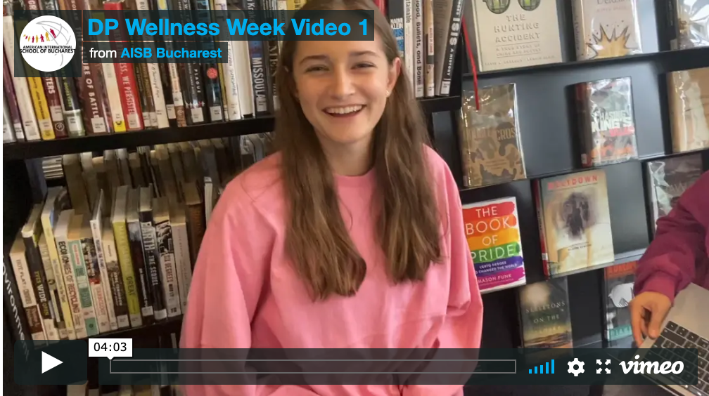 DP Wellness Week Videos: How to Deal with Stress