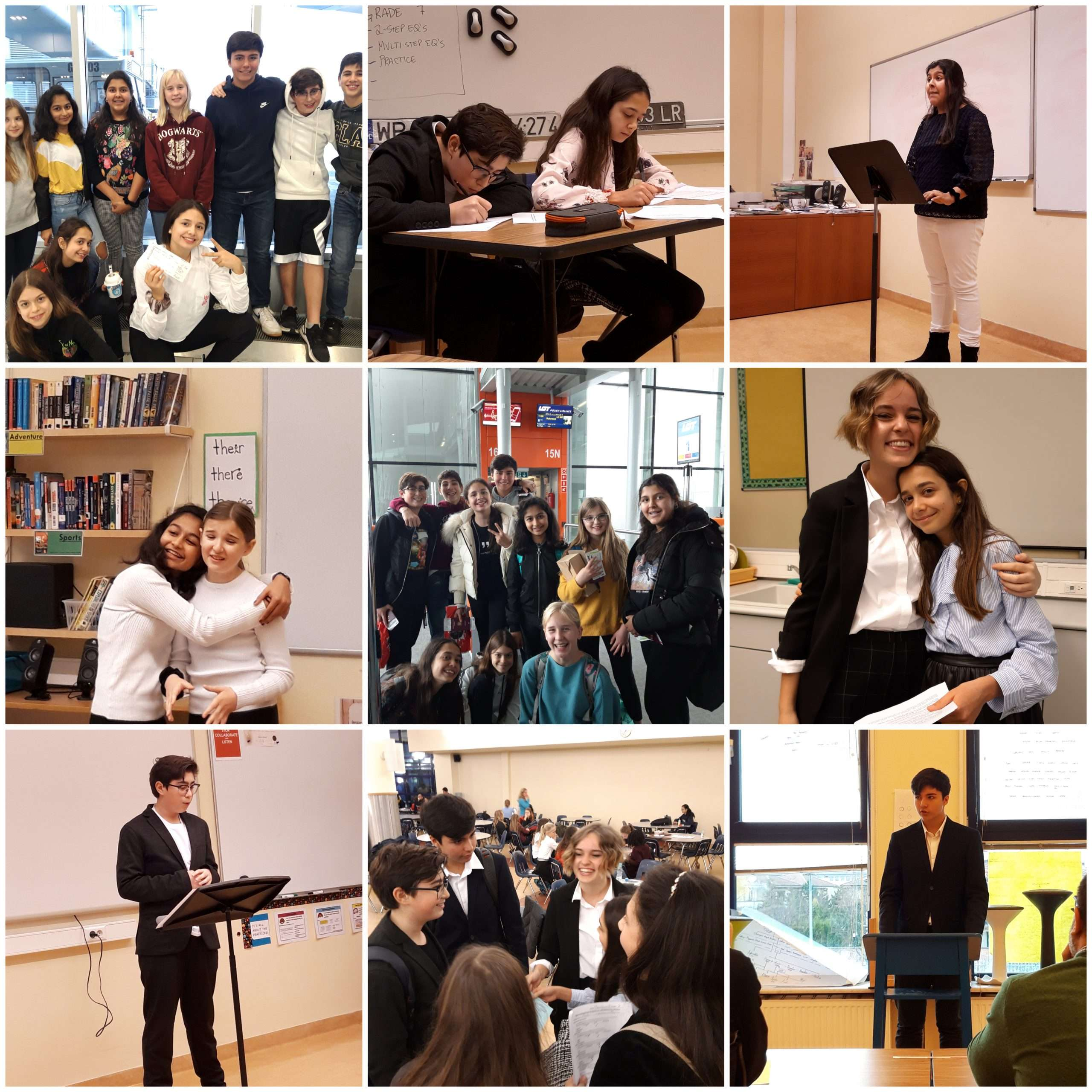 A look into another year of Speech & Debateat AISB