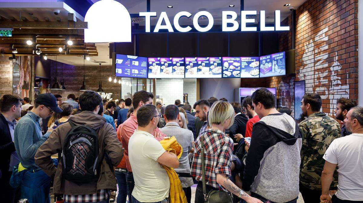 Forecasting Taco Bell's Success in Romania