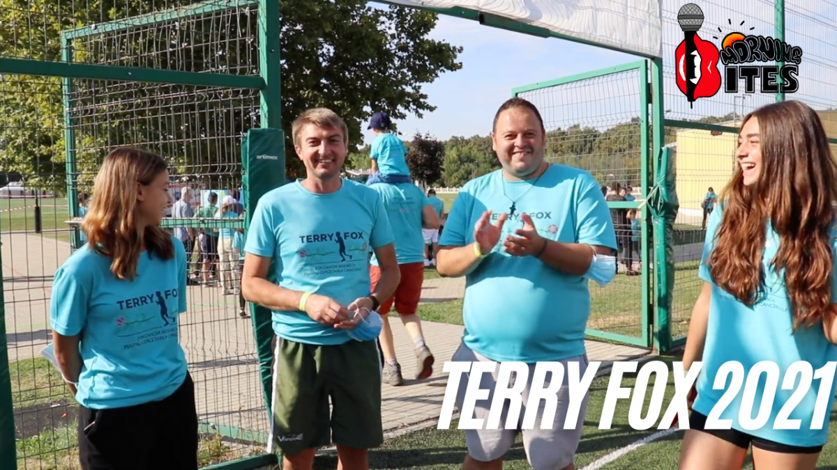 Watch: Terry Fox Event Brings AISB Community Together Again