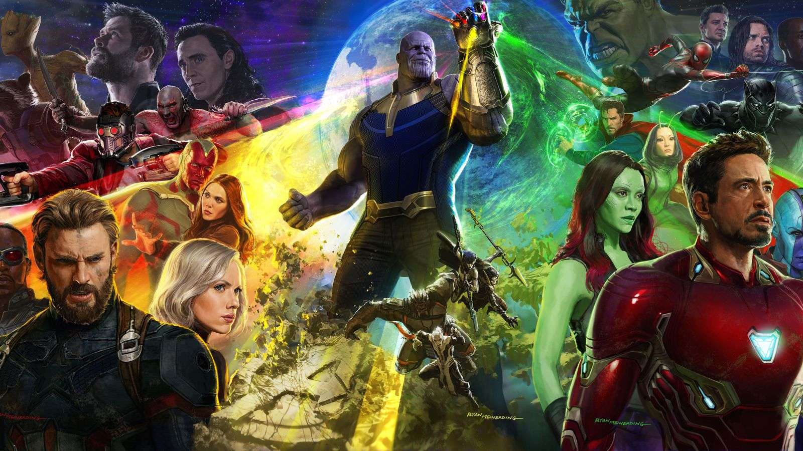 Avengers: Infinity War – What Can We Expect?