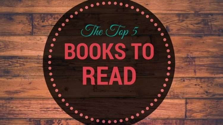 Top 5 Books to Read This Semester