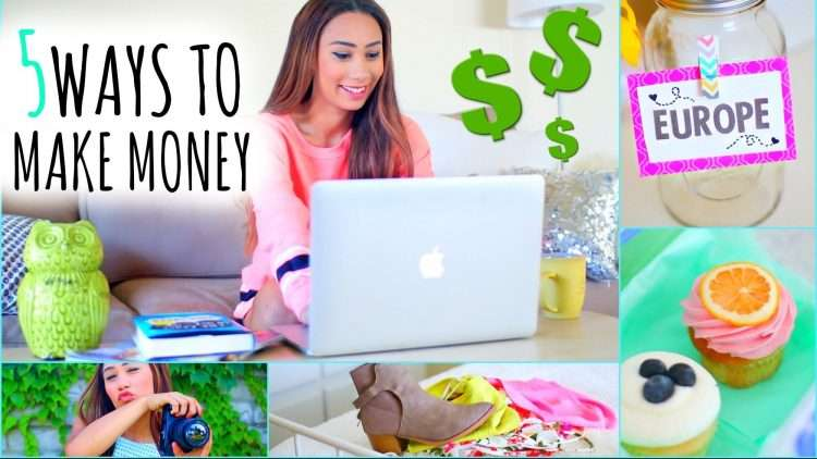 5 Ways for Teens to Make Money