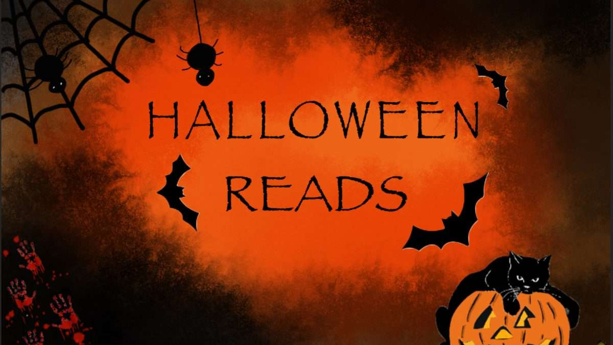 Halloween Book Recommendations: Top Picks from AISB's Librarian