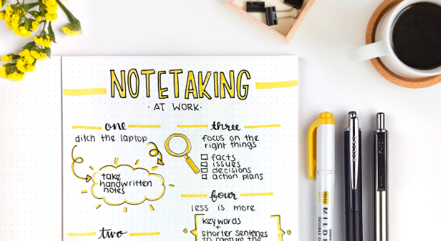 Essential Note Taking Skills for all Secondary Students