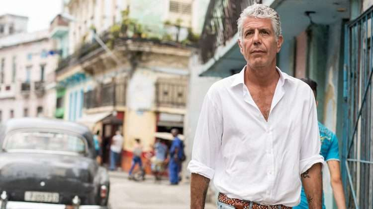 AISB Teaching Community 'Devastated' Over Anthony Bourdain's Death