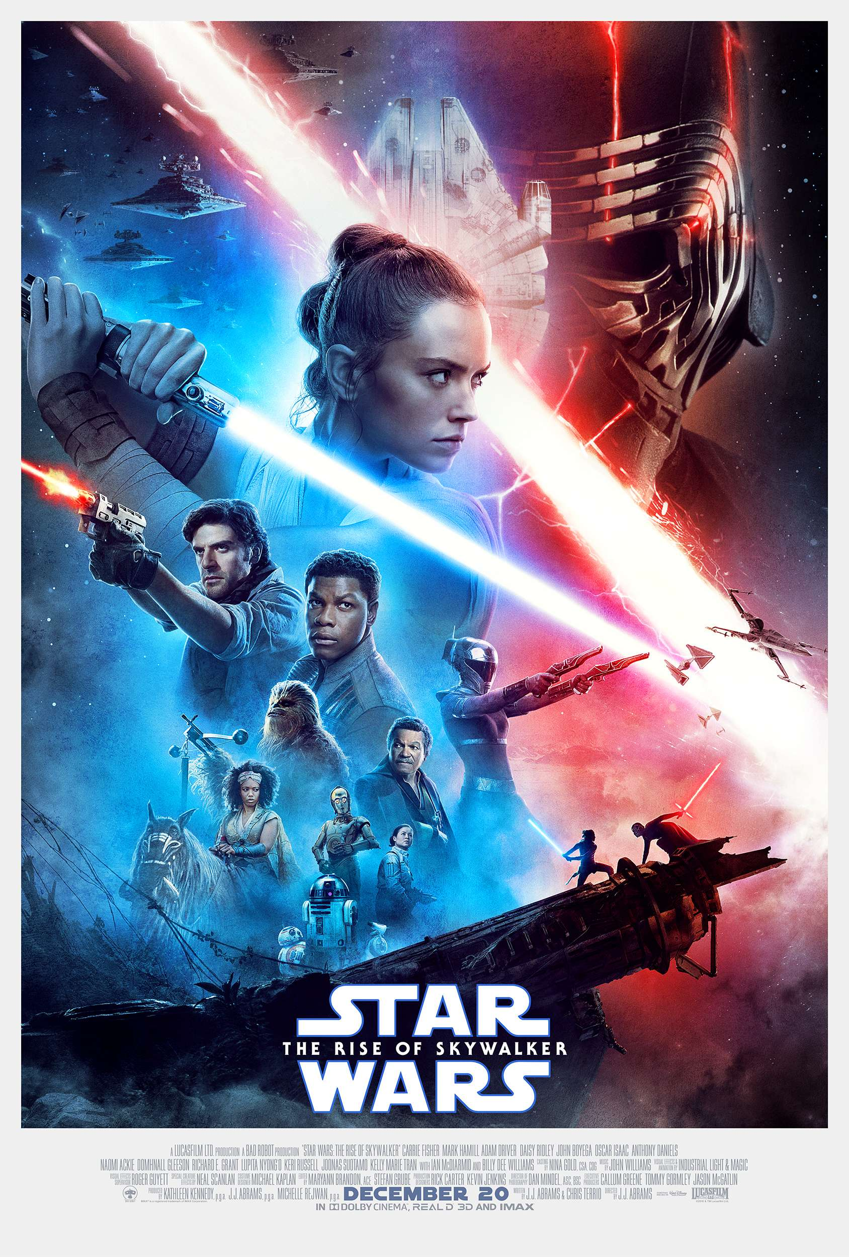 An In-Depth Look at Star Wars: The Rise of Skywalker