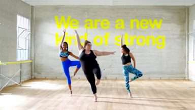 Meet 15-Year-Old Ballerina Lizzy Who Challenges Body Stereotypes In Dance