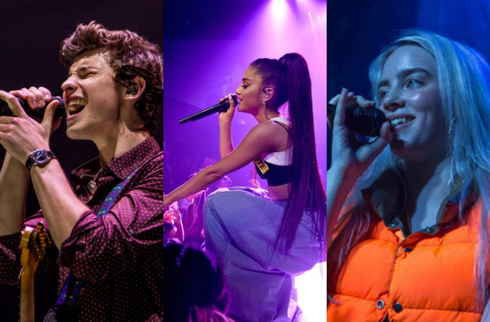 Artists Touring the World in 2019